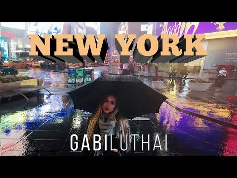 Diário de viagem: conhecendo New York por Gabi Luthai