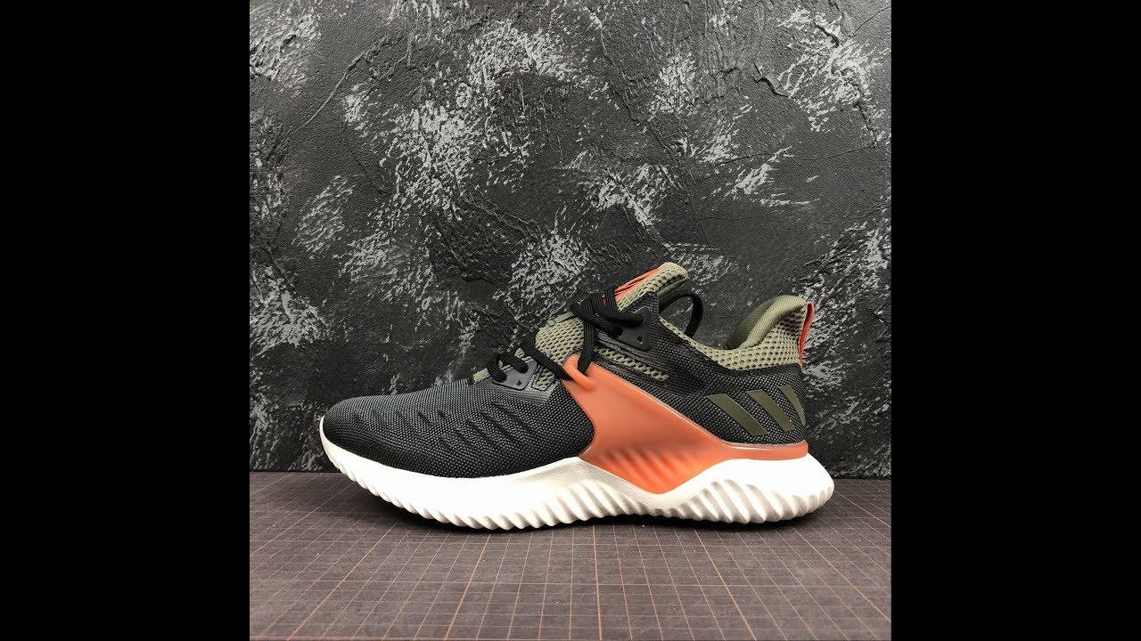 Adidas Alphabounce Beyond 2 M Running Shoes BD7099 Size 40