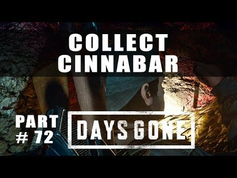 Days Gone How To Collect The Cinnabar At The Mine - Walkthrough Part 72