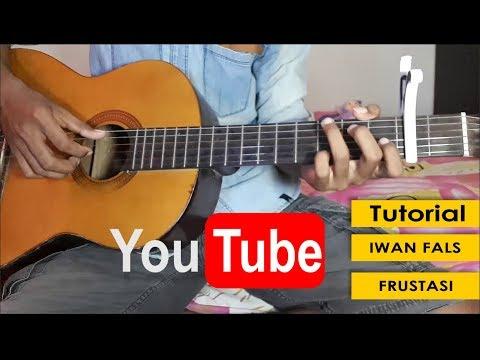Learn guitar Intro | iwan fals | Frustration