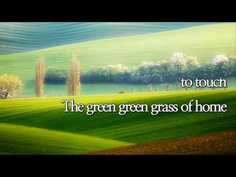 Green Green Grass of Home /Tom Jones (with Lyrics)