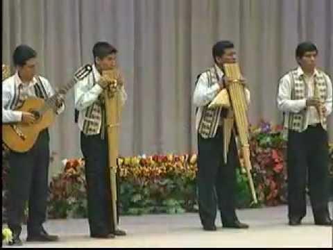 FOLKLORE BOLIVIANO - ARPEGIOS-BOLIVIA (EN JESUCRISTO MARTIR DE PAZ)