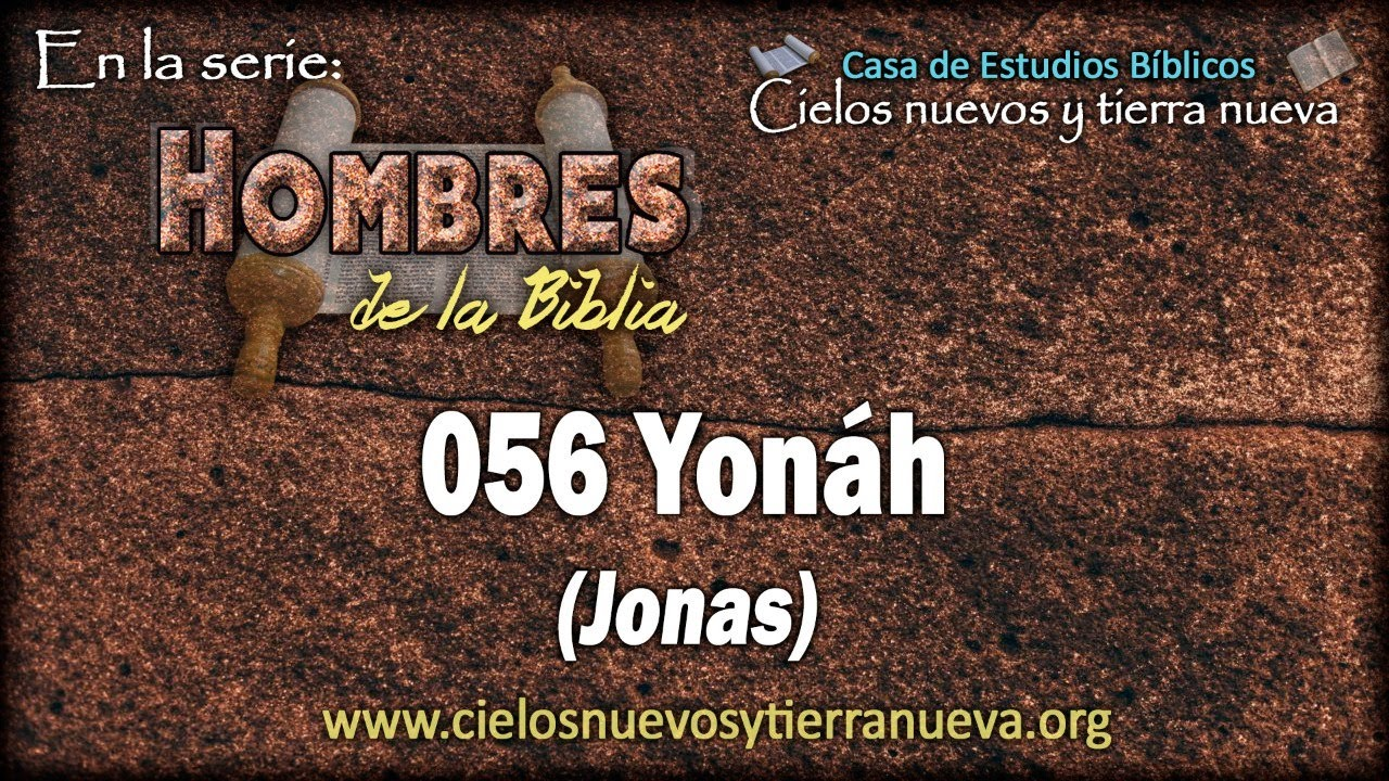 056 Yonáh (Jonás)