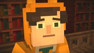 Minecraft: Story Mode - Interrogating Stampy (27)