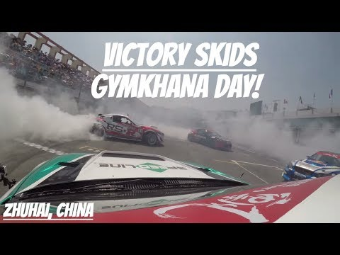Gymkhana Day here in ZHUHAI China