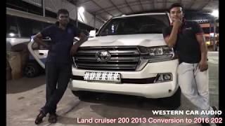 Toyota Land Cruiser 200 рестайлінг в 2016 M tuning com