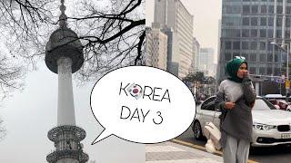 Namsan Seoul Tower, DAISO Korea, Restaurant Halal Myeongdong | Shopping Heaven KOREA DAY 3