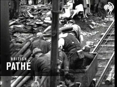 128 Trapped In Pit Disaster (1950)