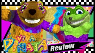 Who Remembers Viva Pinata?? (TV Series) Review ( It's Party Time! )