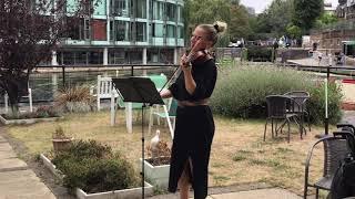 Nessun Dorma - Tanya Cracknell. The Spitz Charitable Trust at Bridgeside Lodge