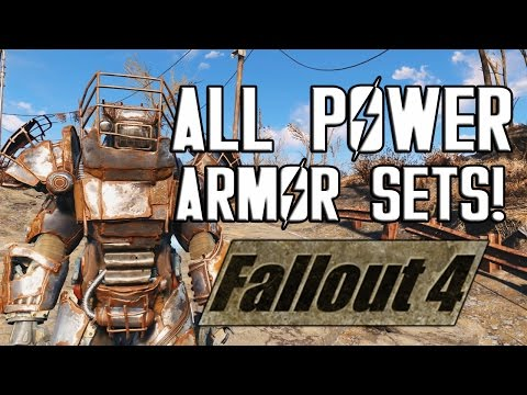 fallout-4---all-power-armor-sets!