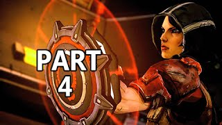 Borderlands: The Pre-Sequel Walkthrough Part 4 - A New Direction (PC 1080p Gameplay)