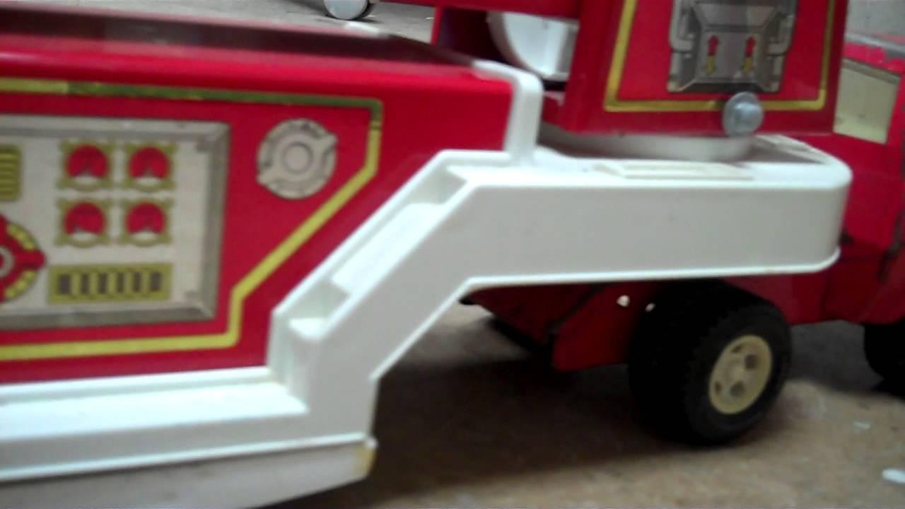 Toy firetruck for sale, Tonka, vintage, antique, on eBay starts ...