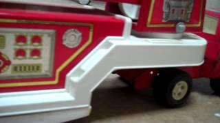 Toy Firetruck For Sale, Tonka, Vintage, Antique, On Ebay Starts Thurs 9/18/14