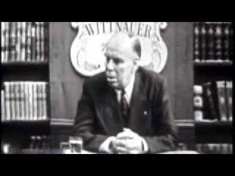 Download Senators, Governors, Businessmen, Socialist Philosopher (1950s Interviews)