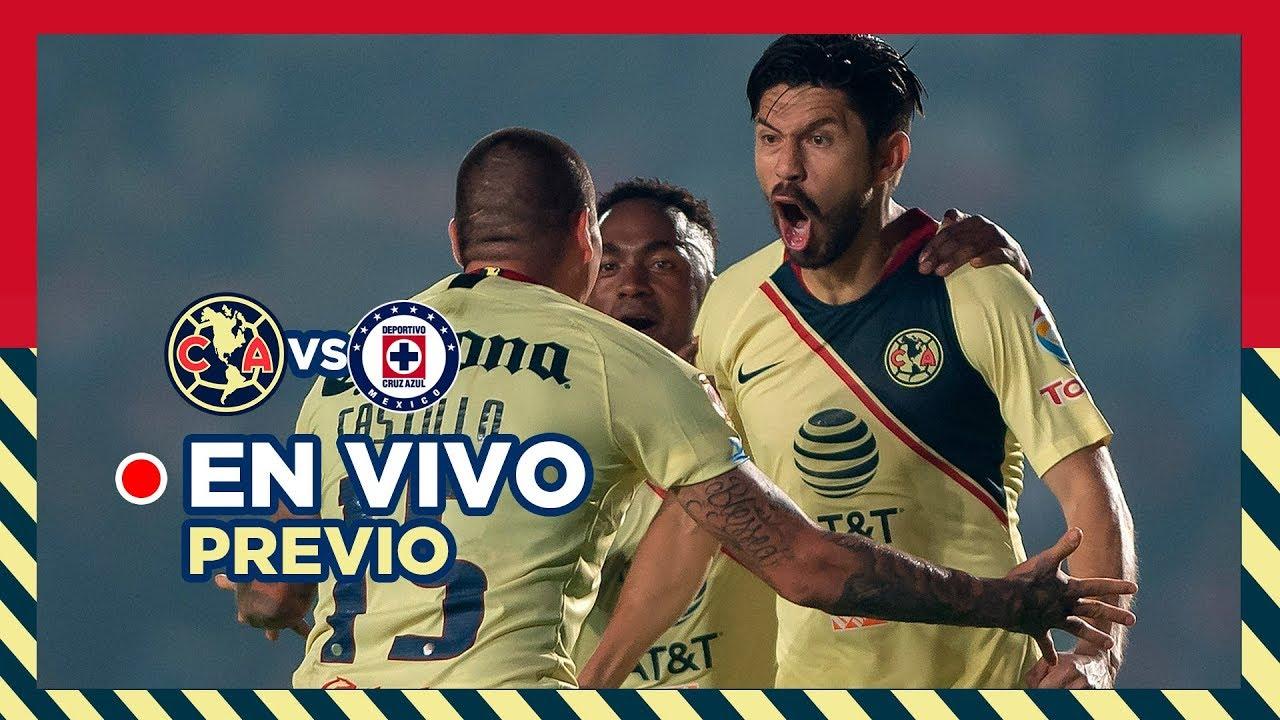 HOY, Cruz Azul vs. Amrica EN VIVO: sigue los cuartos de final de ...