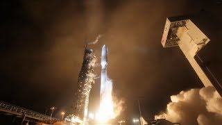 Launch Webcast Of ULA Atlas V-501 With NROL-39 And 12 CubeSats