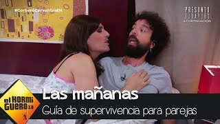 El vídeo de Juan y Damiana para hacernos las mañanas más fáciles - El hormiguero 3.0
