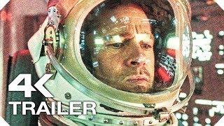 К ЗВЁЗДАМ Русский Трейлер #1 (4K ULTRA HD) НОВЫЙ 2019 Брэд Питт, Космос Sci-Fi Movie HD