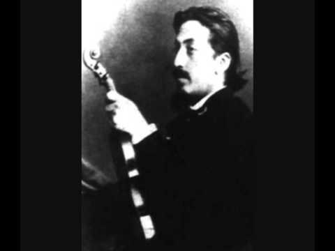 Mazurek stylizowany Wieniawski Mazurka in D minor op. 3 no. 1 Górzyńska 1988 Polish Romantic Violin
