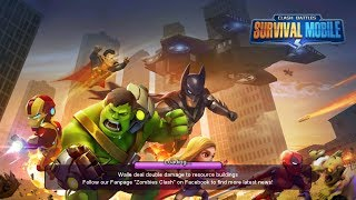 Survival Mobile: Clash Battles   Heroes Vs Zombies   Android Gameplay