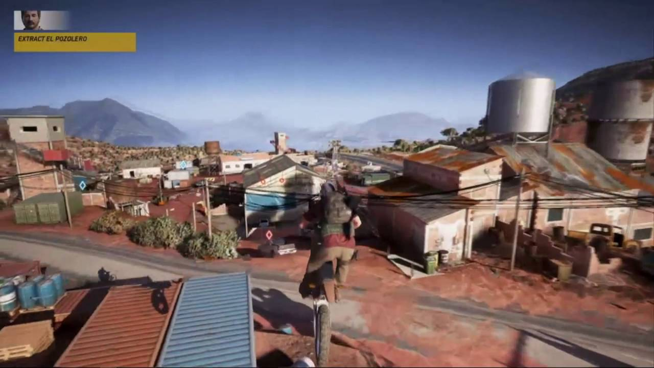 ghost recon wildlands offline multiplayer