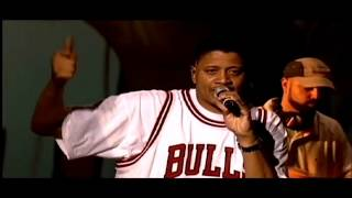 Jurassic 5 - Improvise, Finish First, A Day At The Races, Live In Los Angeles