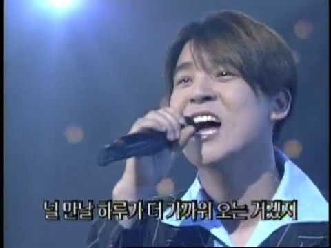[4집 감성 라이브 ♪] 임창정 - 별이 되어 (1998年)