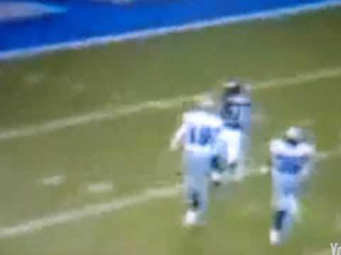 Lito Sheppard 101 yard Int TD