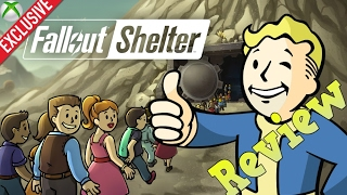 Fallout Shelter Review (Xbox One)