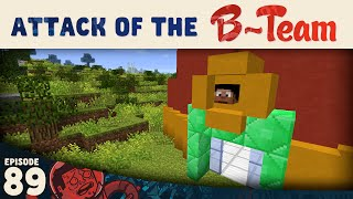 Minecraft :: How I Lost My Head :: Attack of the B-Team E89