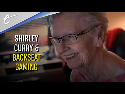 Shirley Curry and Backseat Gaming – The Escapist Show
