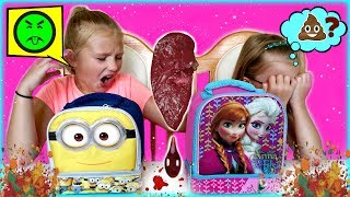 Video LUNCH BOX SWITCH UP CHALLENGE - Magic Box Toys Collector download MP3, 3GP, MP4, WEBM, AVI, FLV Mei 2018