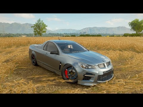 Forza Horizon 4- Hsv Gts Maloo Ute- Drift Build