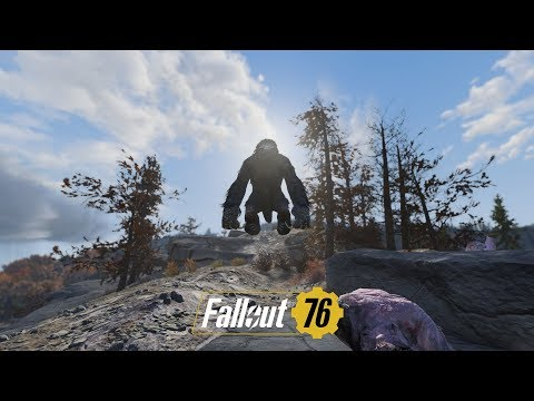 Fallout 76: Attempting to build a ????????? (Level 4-50 in 13 hours)