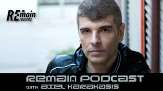 Remain Podcast 68 with Axel Karakasis