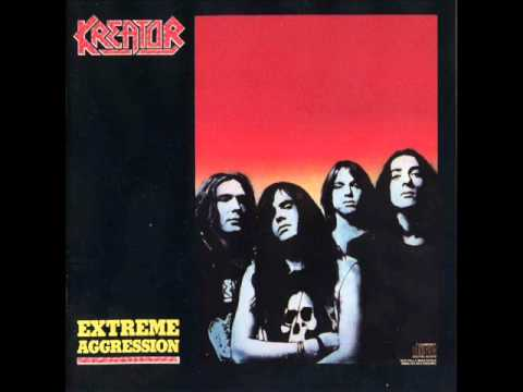Kreator - No Reason To Exist - Extreme Aggression