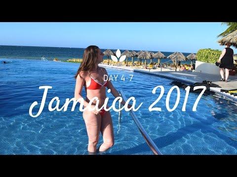 JAMAICA 2017 (Day 4-7) Travel Vlog    Sarah Guillot