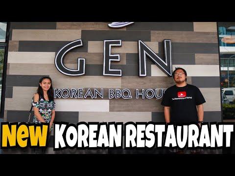 New Restaurant 2017: Gen Korean BBQ House MOA | FOODVENTURES