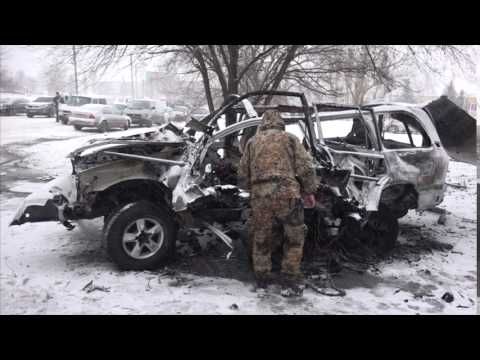 LPR Colonel of Militia Oleg Anaschenko, has killed by a bomb planted in he car.