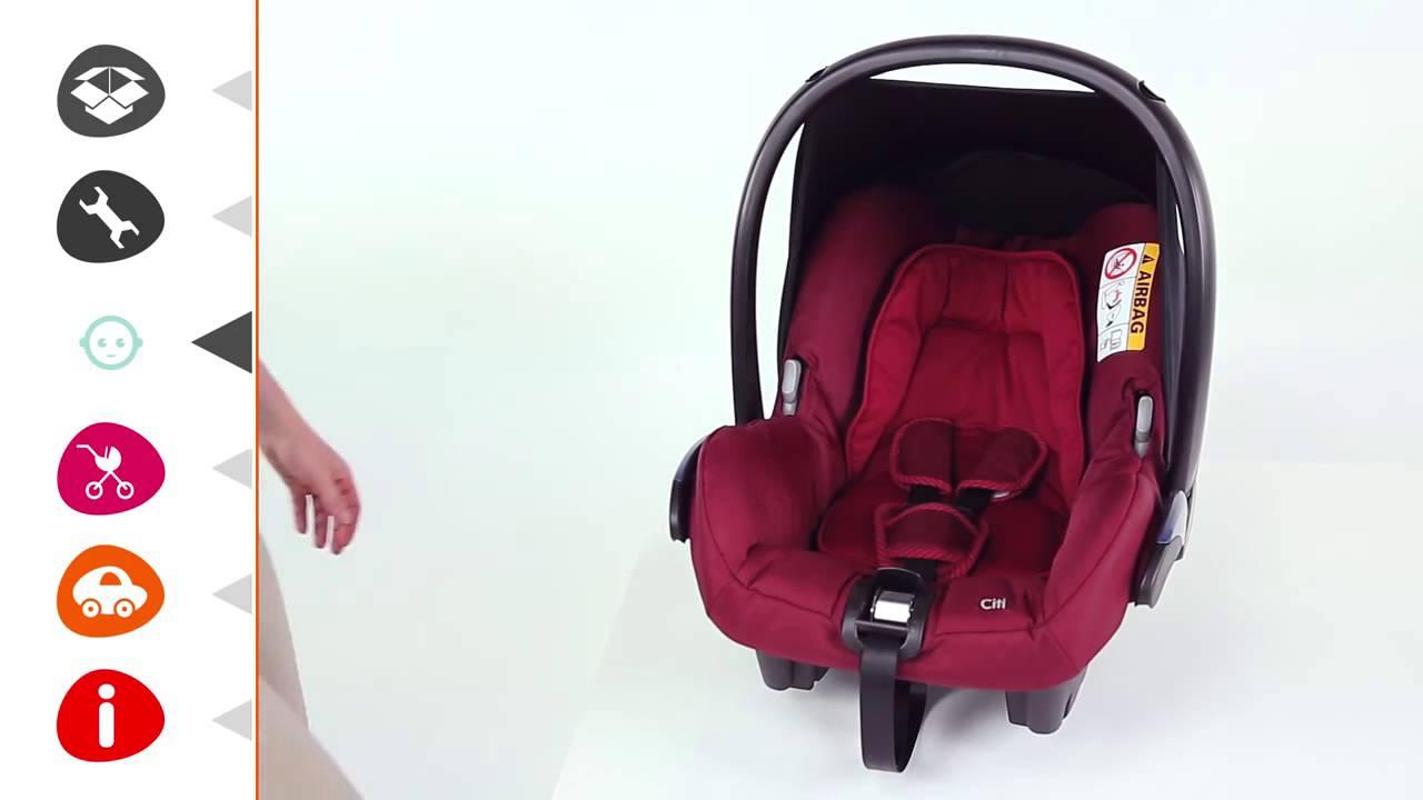 Самое лучшее автокресло и коляска для младенца, подросшего и взрослого ребенка. Maxi-cosi предлагает высококачественные продукты для каждой.