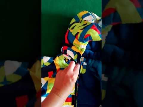 Теплый зимний мембранный комплект Valianly - Смешные видео приколы