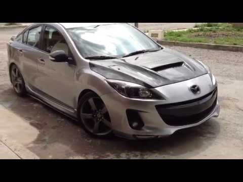 Mazda 3 2 5 2012 Quot El Shark Quot Vpc Mtm Youtube