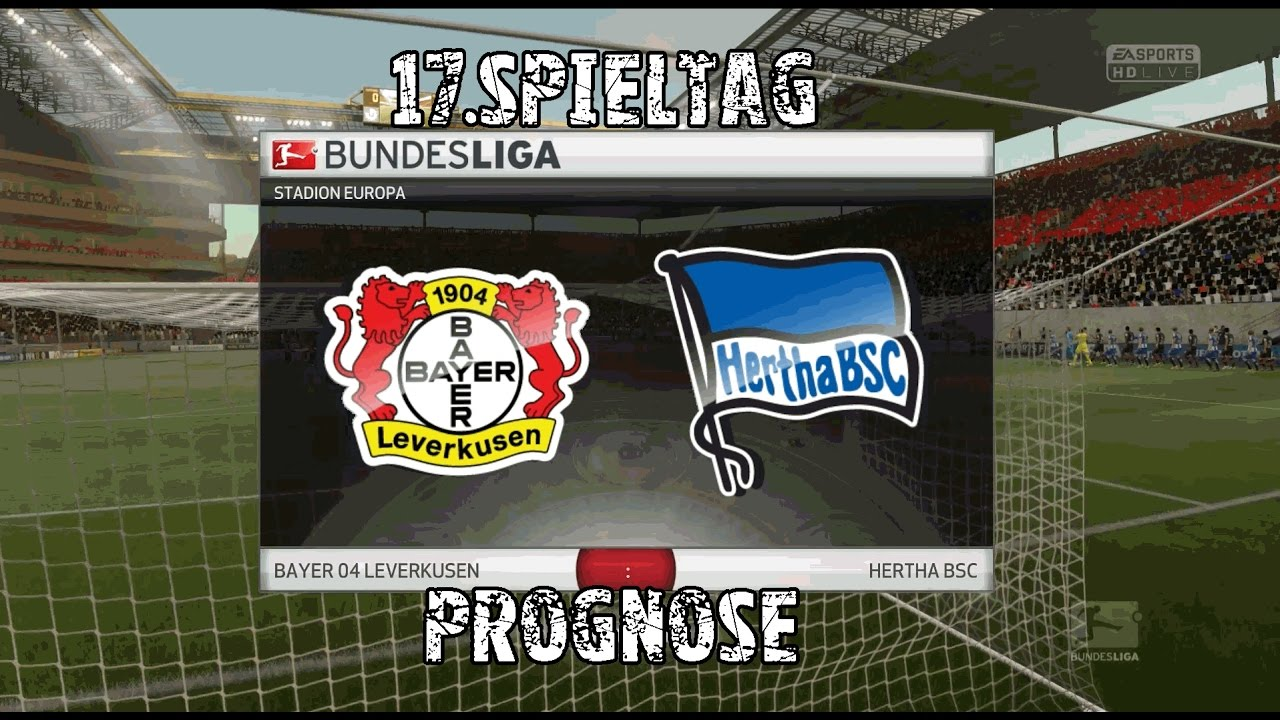 Bayer Leverkusen Hertha Bsc