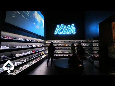 SPENT OVER $1000! | SNEAKER SHOPPING IN NYC | KITH, BAPE, Y-3 | VLOG 226