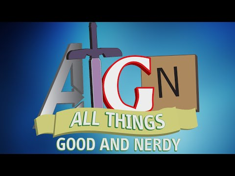 All Things Good And Nerdy Podcast 204 - Show of Randomness