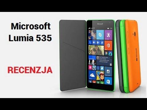 Microsoft Lumia 535 - Już Nie Nokia... [RECENZJA]