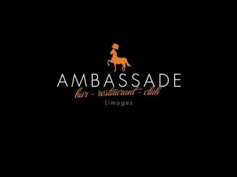 L'AMBASSADE Bar Restaurant Club - Limoges