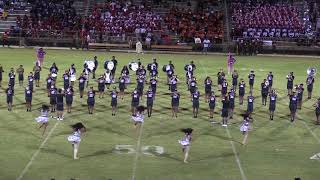 Darlington HS-Dillon BOTB 2017