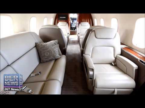 NetJets Newest Jet Model, June 3 2014